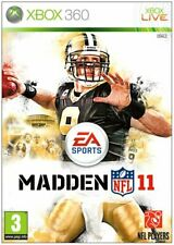 Madden NFL 11 (Xbox 360 Game) *GOOD CONDITION*