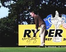 Vaughn Taylor authentic signed PGA golf 8x10 photo W/Cert Autographed A0011