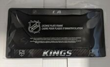 Los Angeles Kings Metal License Plate Frame Car Truck Auto Tag Holder NEW Black
