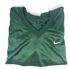 Nike Green Football Jersey Men's Size 3Xl Exact Champion Specifications New $55