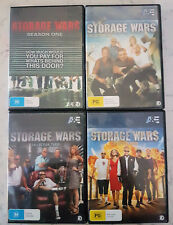 Storage Wars Pack : Season 1, Collection 2,3,4 (DVD, 9-Disc Set) Region 4