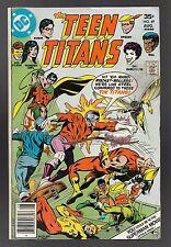 Teen Titans #49 (Aug 1977, DC) Joker's Daughter The Harlequin.
