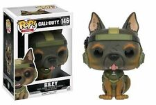 Funko Pop Games Call of Duty Riley Vinyl Action Figure 11853 Collectible Toy 146