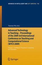 Advanced Technology in Teaching: Proceedings of 2009 3rd International Confer...