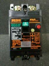 Fuji Electric EG52F 30A Circuit Breaker