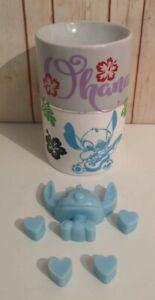 Disney Stitch Wax Melts Warmer Burner Gift Set