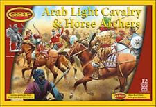 ARAB LIGHT CAVALRY & HORSE ARCHERS - GRIPPING BEAST PLASTICS GBP - 28MM SAGA