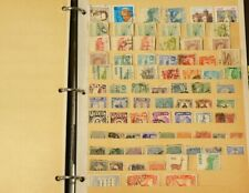 Peru Lot of over 290 Cancelled Stamps #5970