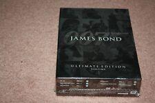 James Bond Ultimate Edition - Vol. 4 (DVD, 2006, 10-Disc Set) *Brand New Sealed*