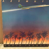 AZYMUTH            LP           RAPID   TRANSIT