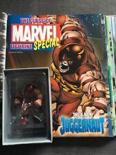 La Colección clásicos de Marvel Figurine-los X-Men: Jaggernaut especial