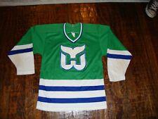 Vintage Hartford Whalers NHL Hockey Jersey S