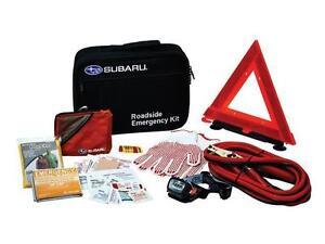 Genuine Subaru Roadside Emergency Kit SOA868V9511 Forester Impreza Legacy STI