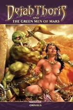 DEJAH THORIS: GREEN MEN OF MARS OMNIBUS TPB Dynamite Sci Fi Comics TP