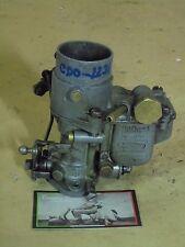 fiat 600 carburatore  holley WEBER(28 icp 6 )cdo-2239/carburetor/vergaser