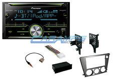 NEW PIONEER CAR STEREO RADIO W/ BLUETOOTH & INSTALL KIT FOR 2005-2009 SUBARU