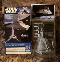 star wars vehicle collection, imperial star destroyer, new open box,1/15000scale