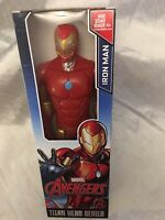 IRON MAN Marvel Titan Hero Series Action Figure Avengers Free Shipping!
