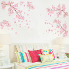 New Plum Blossom Flower Removable Viny Wall Decal Sticker Art DIY Home Decor