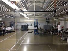 6m High-Speed DMX ALU Motorleinwand für Projektionsgewebe für Beamer Video Laser