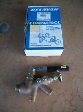 Delavan Compactrol Pressure Regulating Valve And Shutoff Control Nos # 33873