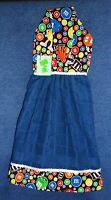 *NEW* M/&Ms Candy Hanging Kitchen Hand Towel Made w// M/&M/'S® Licensed Fabric #1189