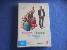 Tonight, I'll Sleep At yours - DVD - LIKE NEW - Region 2*(see below) - Eng Sub