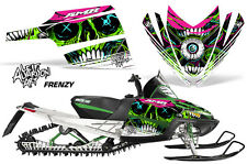 AMR Racing Arctic Cat M Series Snowmobile Graphic Kit Sled Wrap Decals FRENZY G