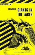 Cliffs notes on Rolvaag's Giants in the Earth