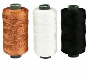 Sewing Threads Handmade Stitching Nylon Yarn Durable For Shoe Repairs 300m/roll