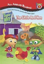 The Little Red Hen (Super WHY!)-ExLibrary