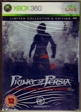 Xbox 360 Prince of Persia The Forgotten Sands Limited Collector's Edition UK Pal