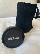 Nikon Tele Converter TC-E3ED 3x Camera Lens and Pouch Made In Japan