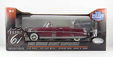 1952 Hudson Hornet Convertible 1:18 Scale Highway 61 New NIB