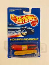 Hot Wheels OSCAR MAYER WIENERMOBILE Collector No. 204 (1991)