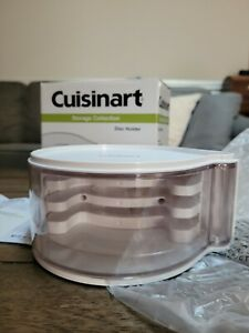 Cuisinart Storage Disc Holder NIB