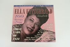 The Ella Fitzgerald Songbook Box set 100 SONGS 1996 NEW AND SEALED