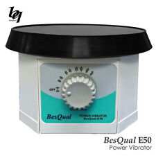 BesQual E50 Investment Vibrator for Dental - Medical use 110V