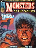 Monsters Of The Movies 10 Issues Fright Terror Films DVD PDF  Free Shipping