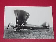 PHOTO AVIATION 1930 BREGUET 19 POINT D'INTERROGATION COSTES BELLONTE