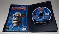 Crazy Frog Arcade Racer (Sony PlayStation 2, 2007)