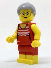 Lego City Fun at The Beach Diver Minifigure 60153