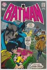 L2185: Batman #222, Vol 1, F-F+ Condition