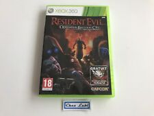 Resident Evil Operation Raccoon City - Microsoft Xbox 360 - FR - Sans Notice