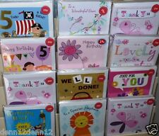 """BUY 1 GET 1 FREE! just 8p NET, 30 DESIGNS X 6 + SAME AGAIN FREE! size 5"""" x 7"""""""