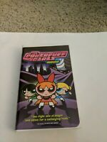 The Powerpuff Girls Movie (VHS 2002) VGC Dexter's Laboratory Bonus Cartoon