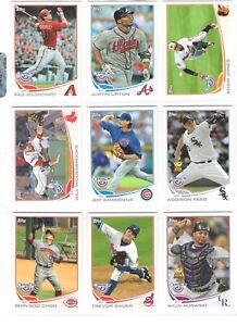 2013 Topps Opening Day Baseball Team Sets *Pick Your Team*