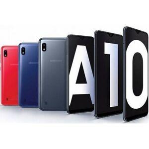 """Samsung Galaxy A10 Libre Android Smartphone 6.2"""" 32GB 13MP Muy Bueno Grado B"""
