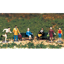 New Bachmann 42339 People At Leisure 6 Ho Scale Free Us Ship
