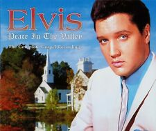 Elvis Presley-Peace In The Valley: The Complete Gospel Recordings 3CD Fatbox NEW